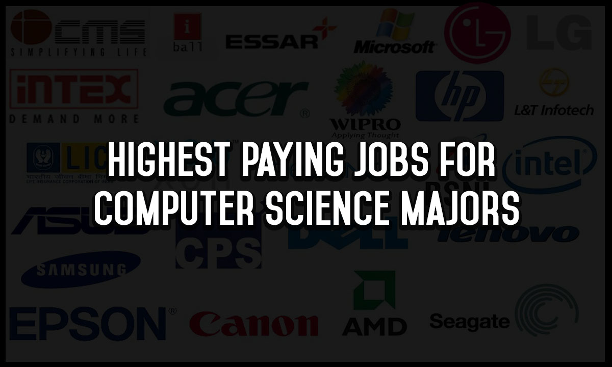 Top 5 Highest Paying Jobs for Computer Science Majors 1