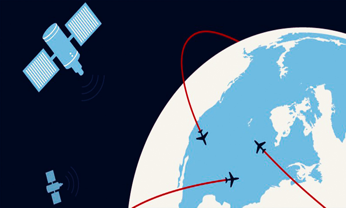 How Does Airplane Wi-fi Work