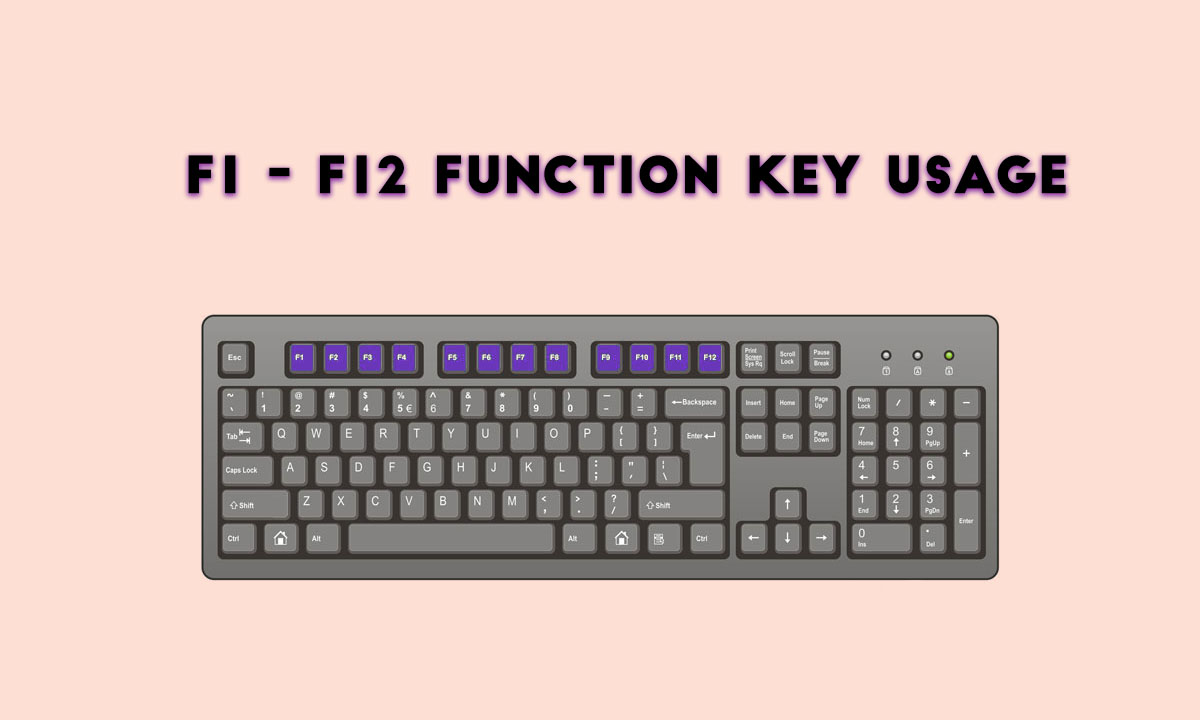 how to get f keys to work on mac