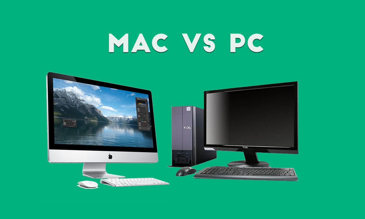 a comparison between macs and pcs So i have to write a comparison & contrast essay (mostly contrast because it is supposed to be a persuasive essay) about pcs being better than just so you know, i currently prefer pcs to macs (and run linux), though i have experienced problems of compatibility between hardware components.