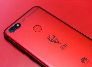kfc phone china