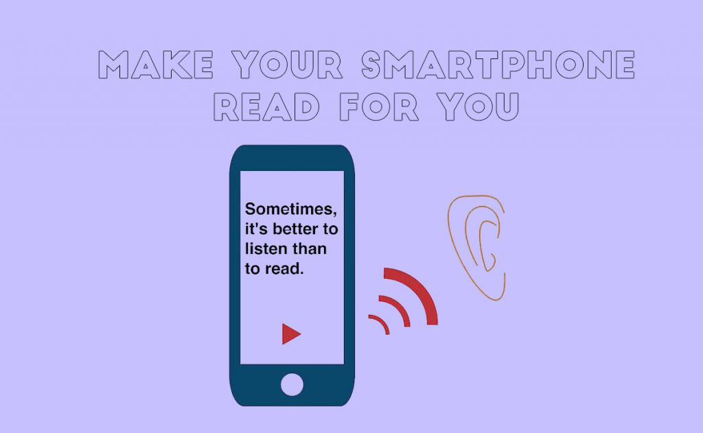 smartphone read for you