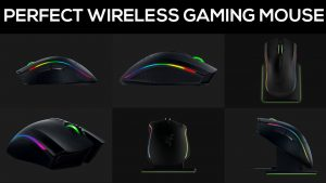 PERFECT WIRELESS GAMING MOUSE