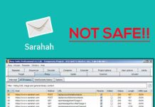 Sarahah app not safe