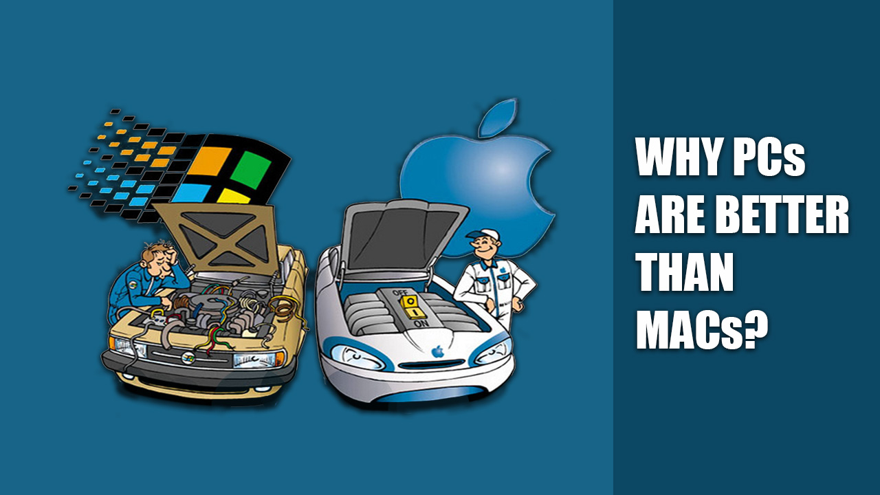 Windows is better than Mac