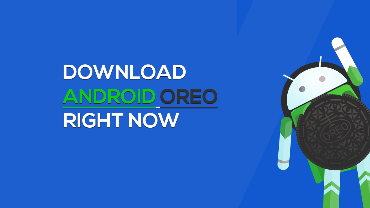 get android oreo