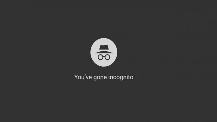 incognito window