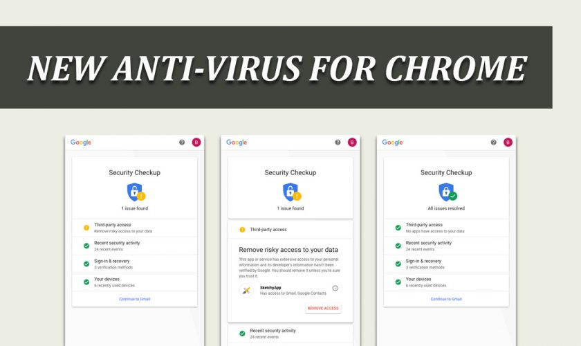 anti-virus for chrome