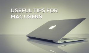 tips for mac users