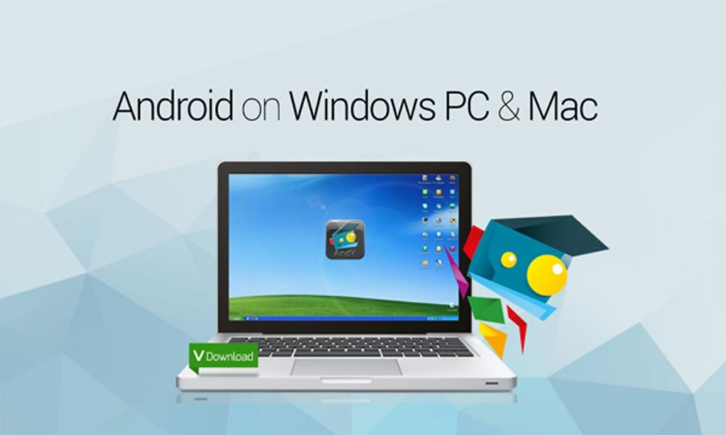 Use android apps on computer