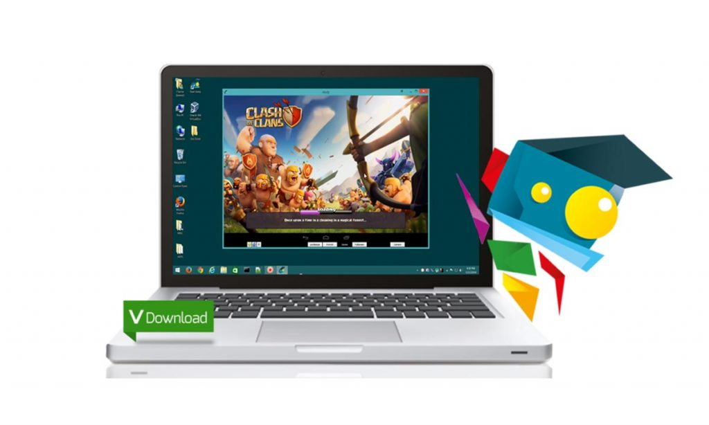 Use android apps on computer 2