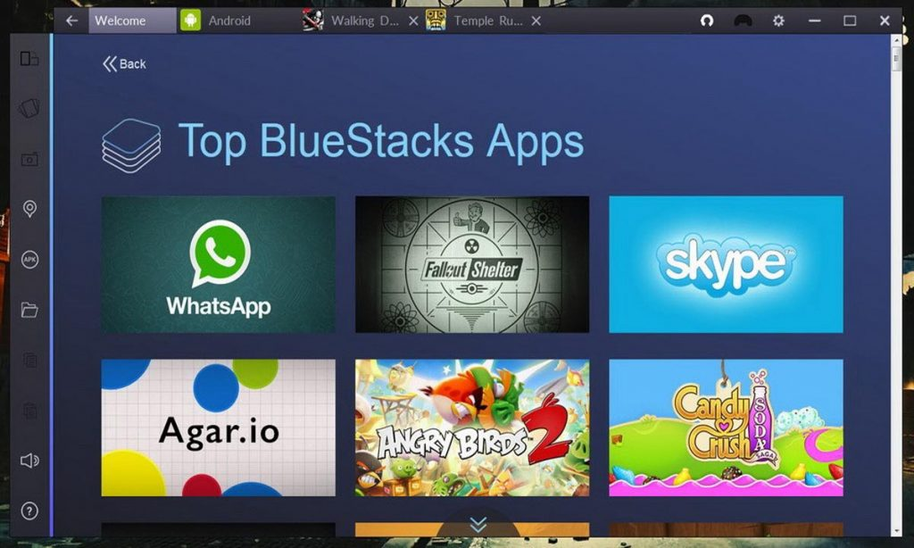 Use android apps on computer 3
