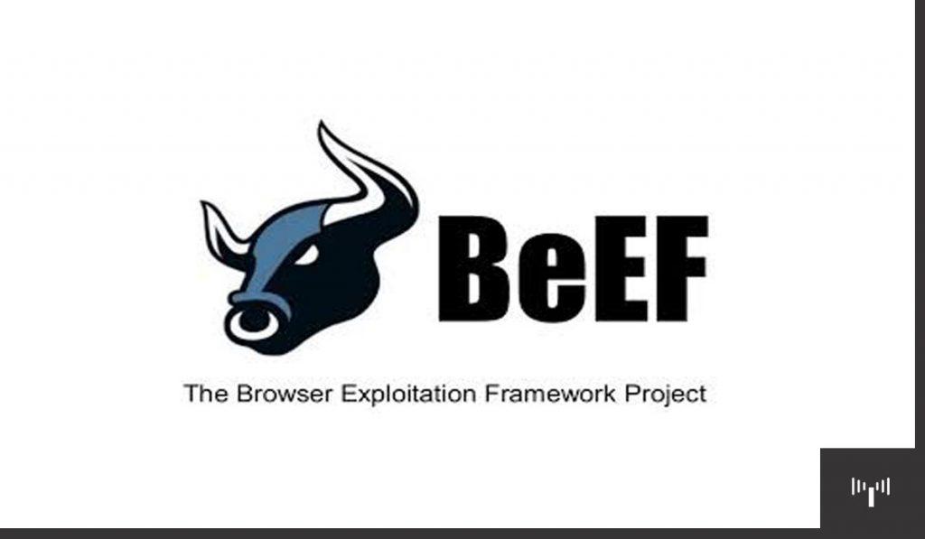 BeEF - Kali Linux Tools