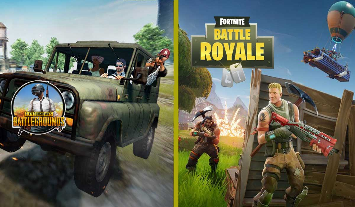 Pubg Vs Fortnite Vs H1z1 Which Battle Royale Is Right: PUBG Mobile Vs Fortnite: Which Game Is Better For You?