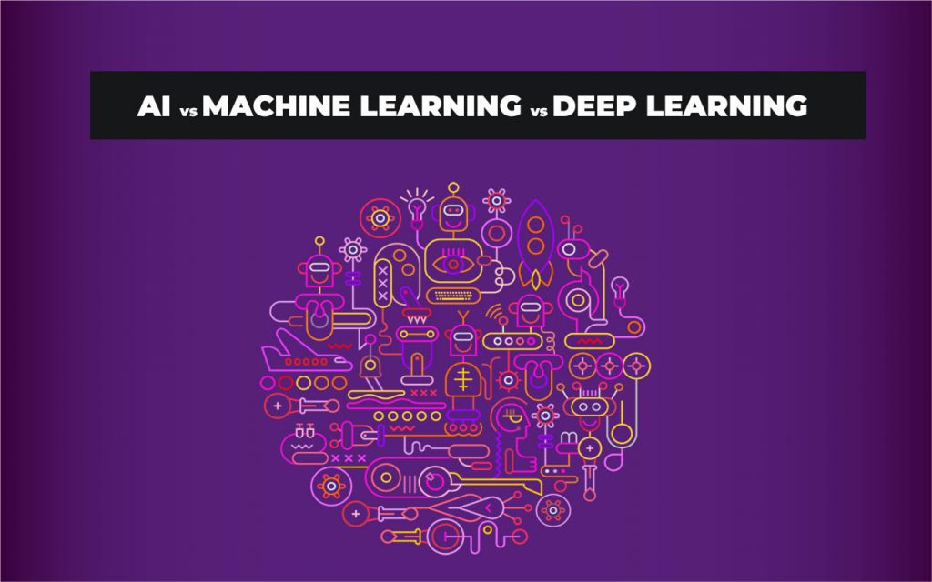 Machine Learning, Deep Learning and AI