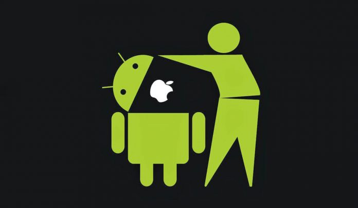 Android vs ios security