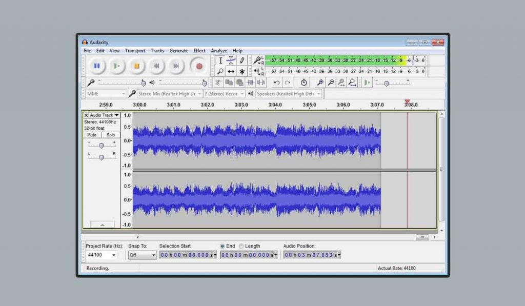 Audacity best open source audio editing toolfree