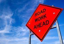 robotic road work