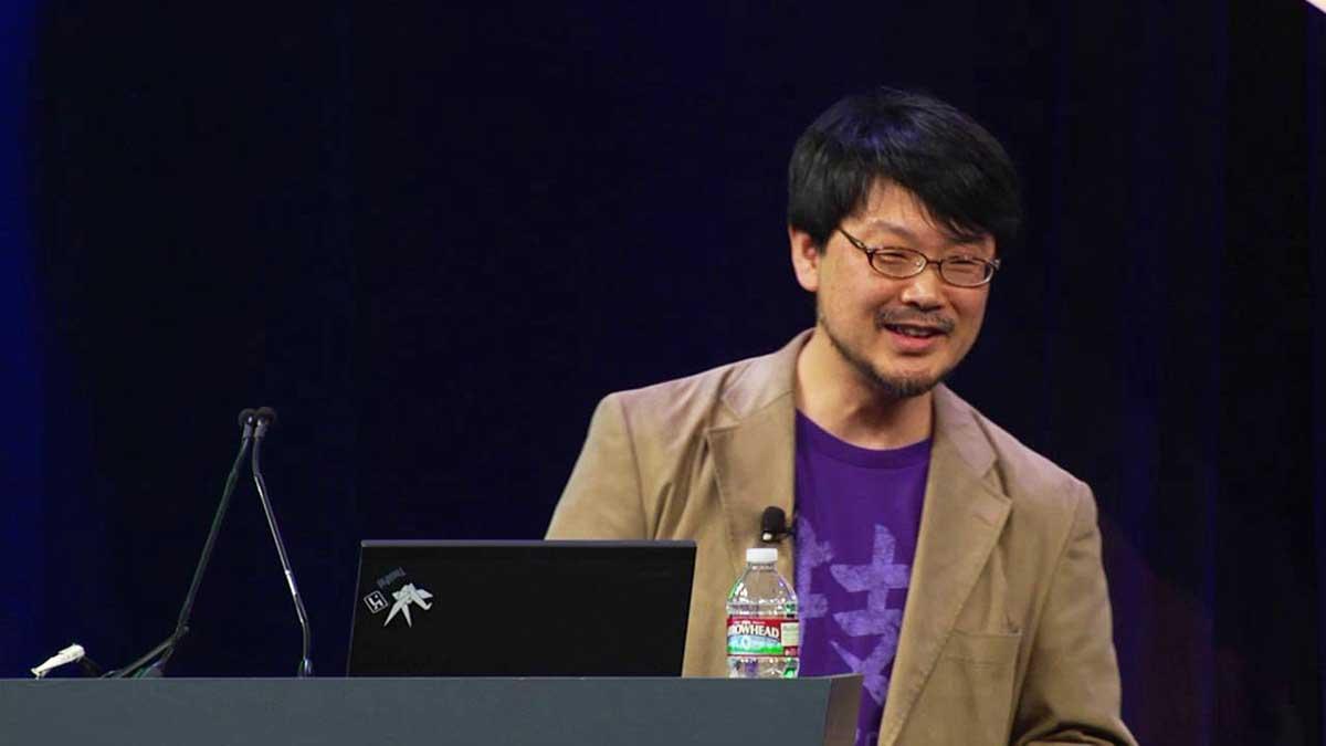 Yukihiro Matsumoto - ruby