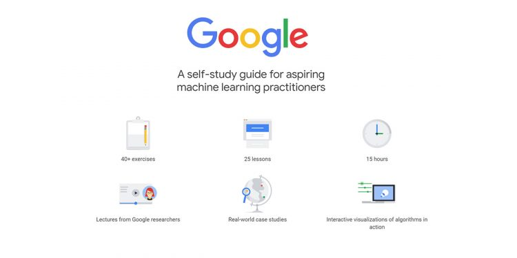 google ai MLCC machine learning course