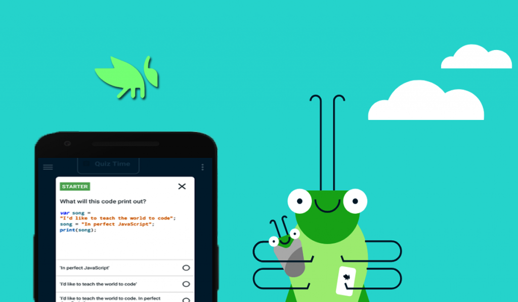 google coding fun app for programmers 3