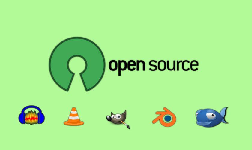 software de código abierto