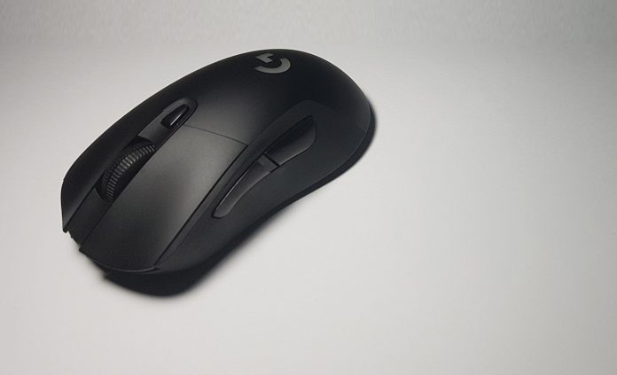 video gaming mouse