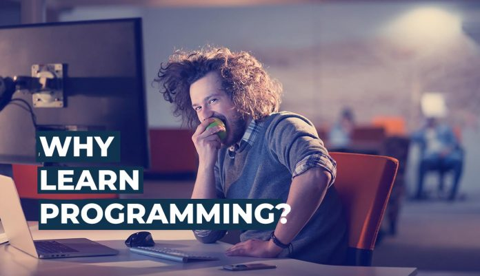 why should we learn programming?