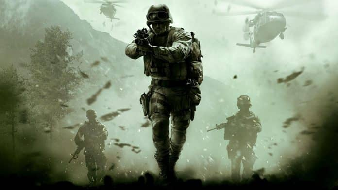 COD Modern Warfare 4