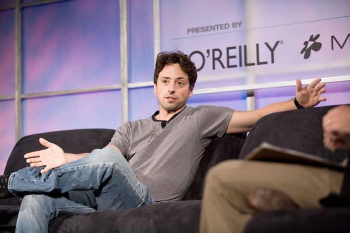 Sergey Brin warns AI threat