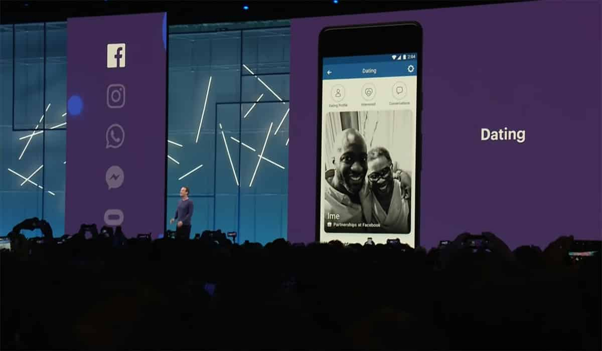 Zuckerberg Announces Facebook Dating Feature at Developer Conference