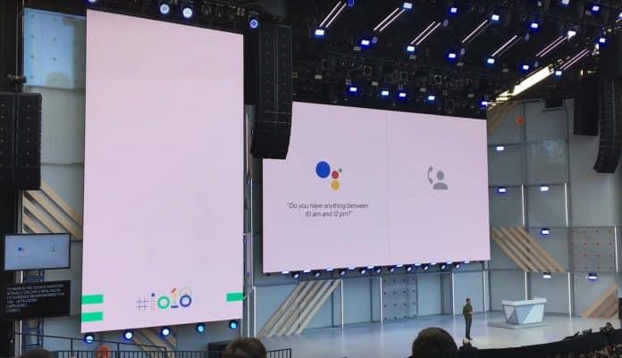google duplex real world tasks