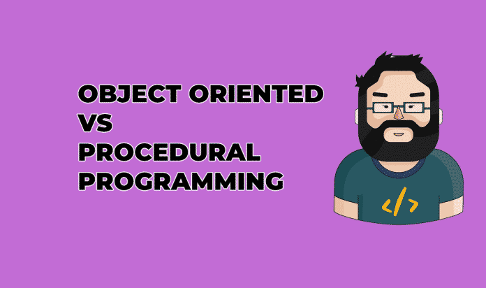 oop vs procedural programming