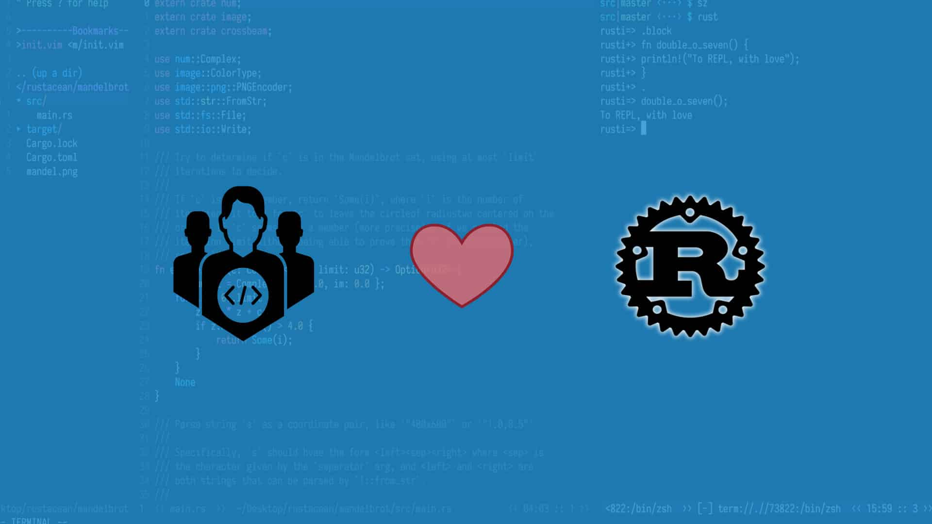 rust most loved programmming language 2018