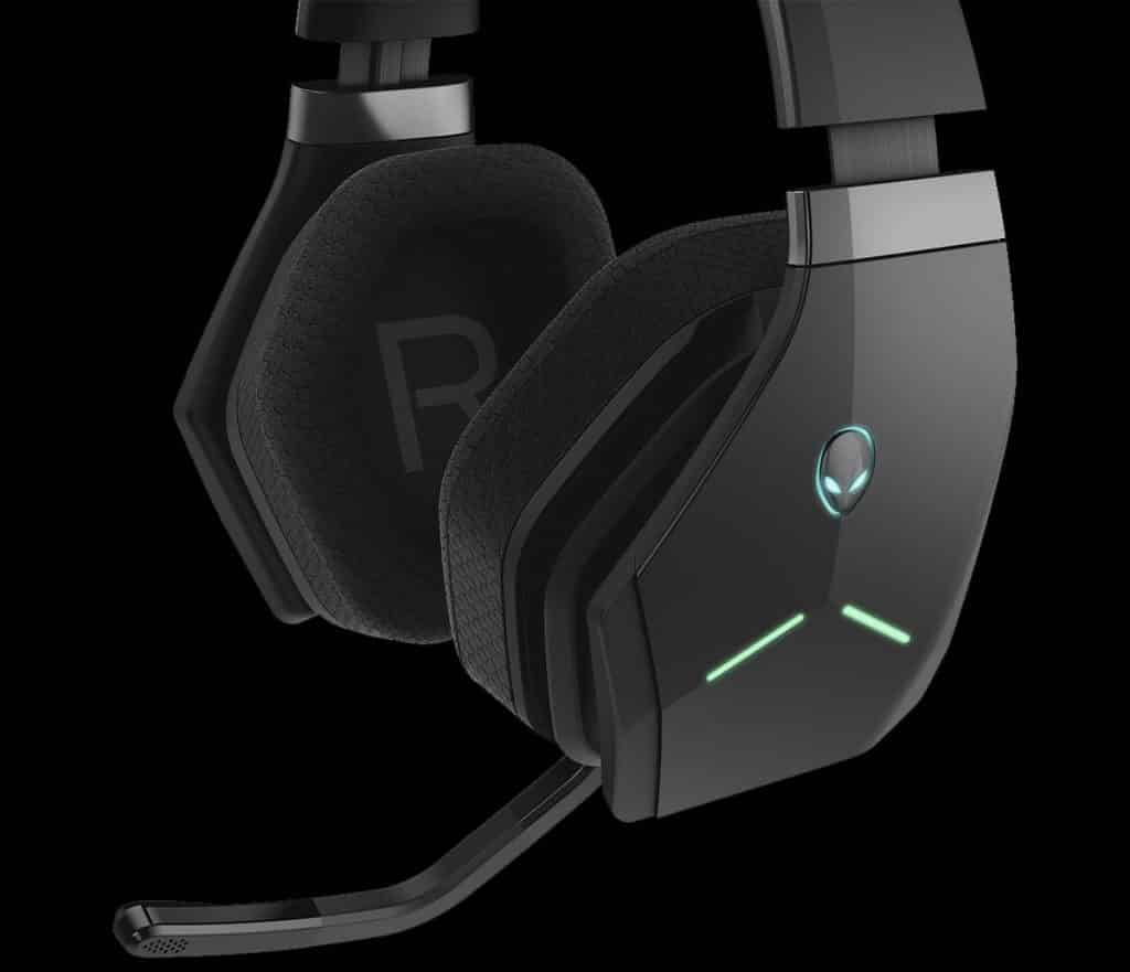 Alienware Wireless Headset with mic