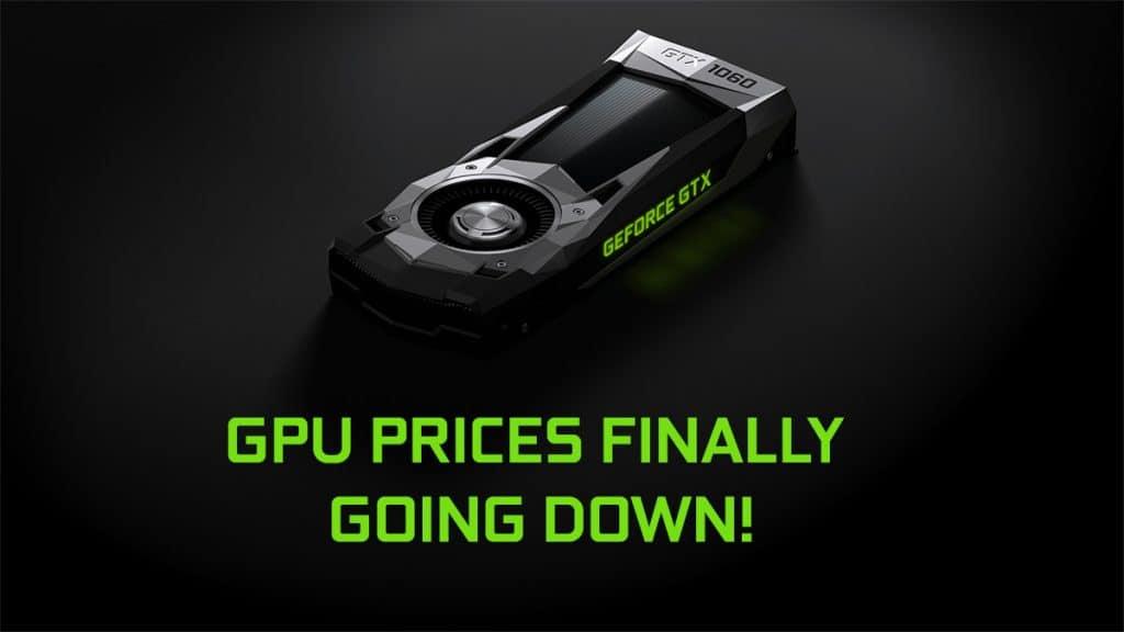 GPU Price down buy new one