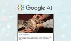 Google machine learning image classification practica
