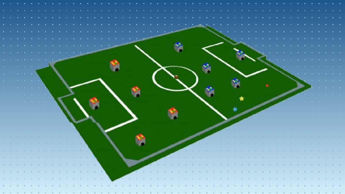 football and AI