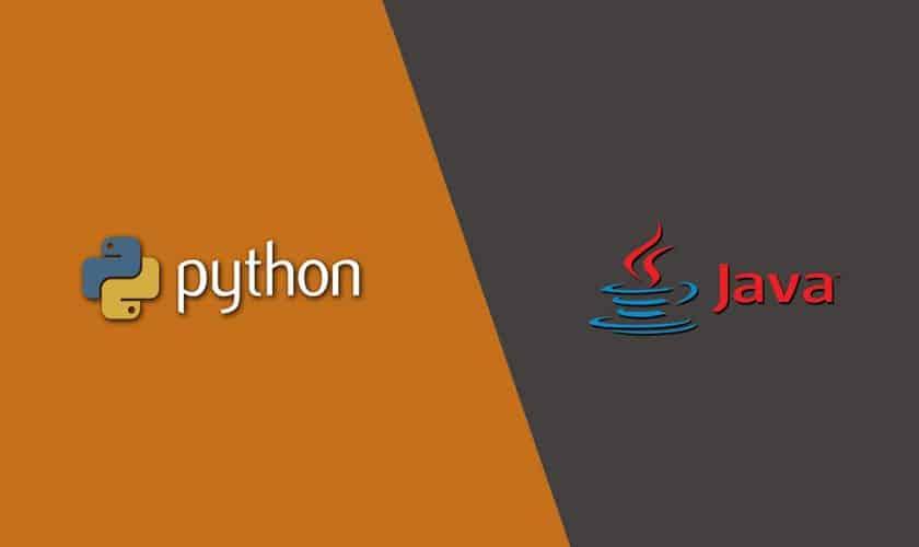 java vs python comparison
