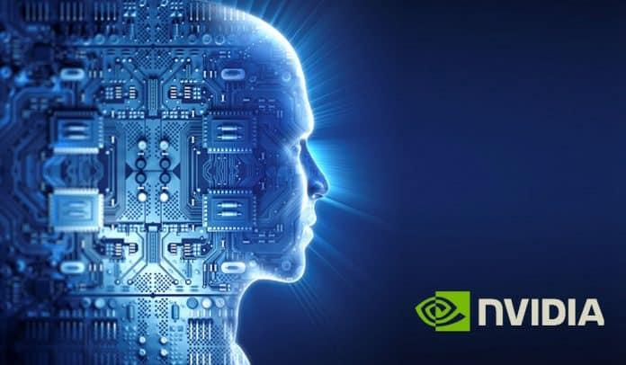 nvidia AI robot
