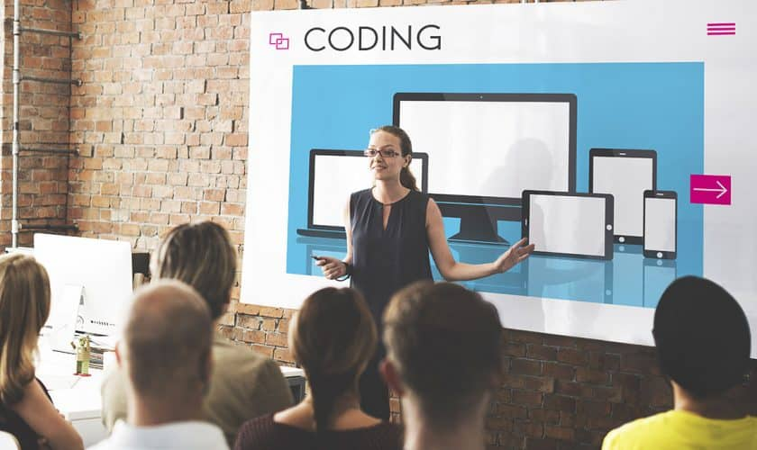 6 maneras probadas de hacer que los diseñadores se vuelvan fanáticos de la programación