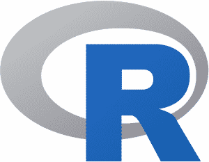 R programming logo data science programming