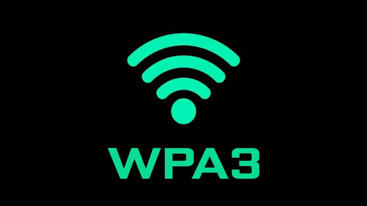 WPA3 Wifi security