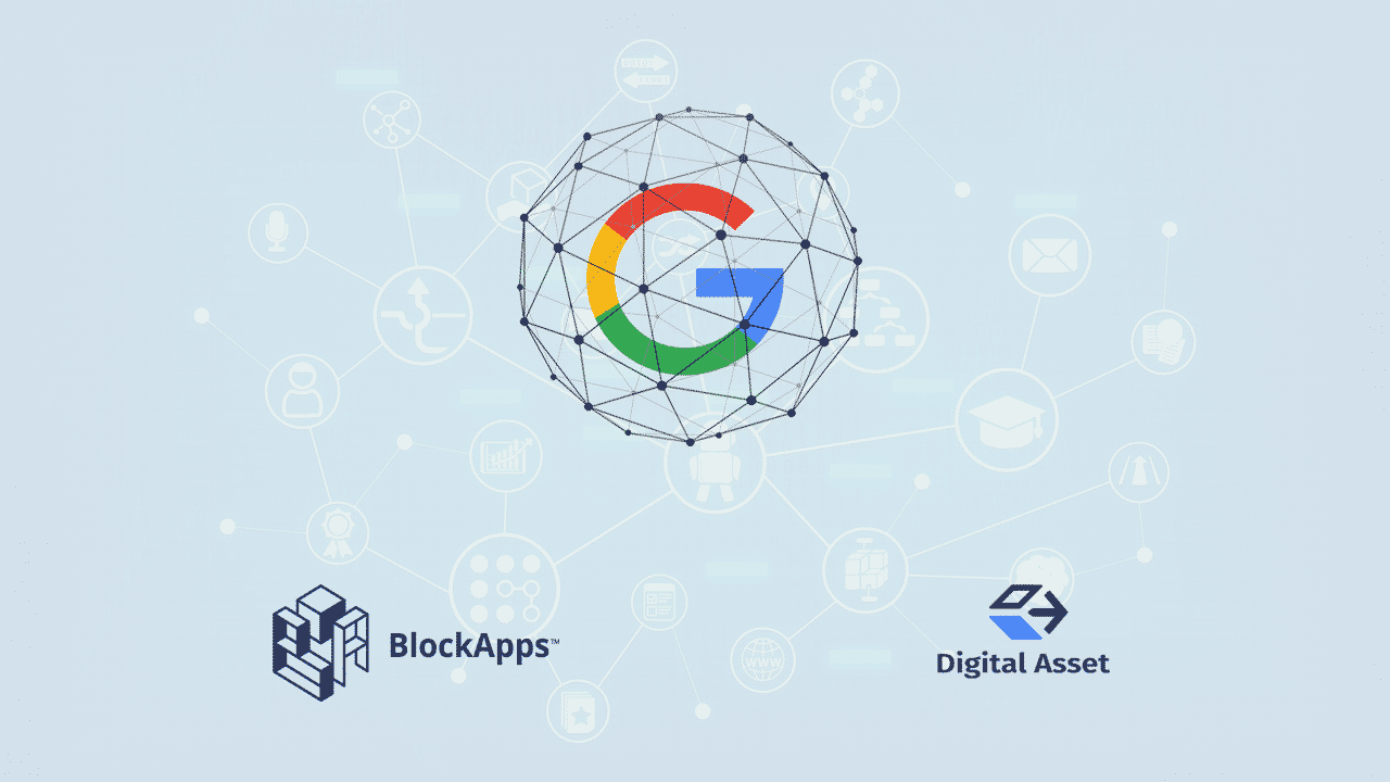 google cloud blockchain