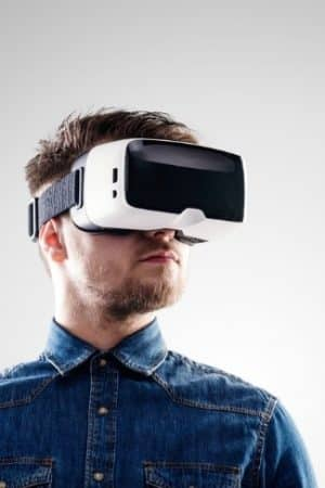 growing tech industries VR