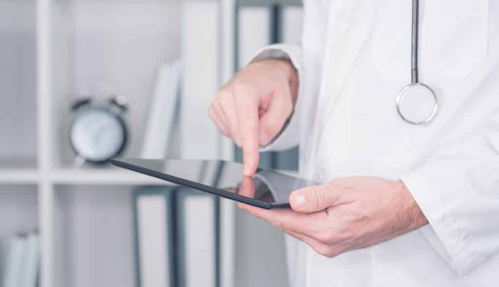 Tech innovations in healthcare 2018