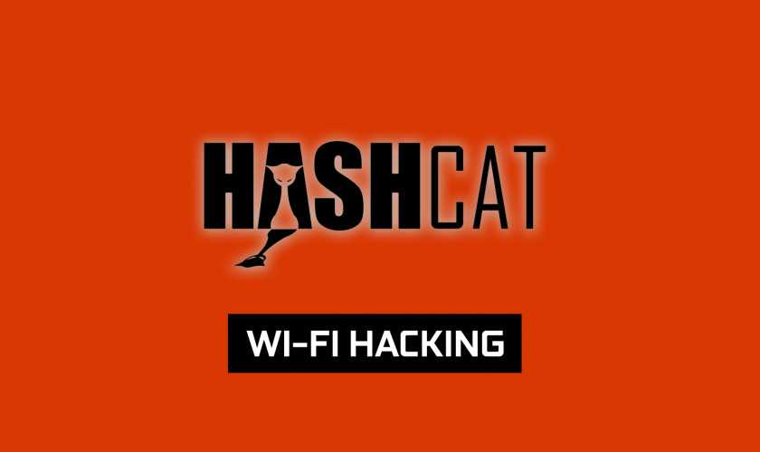 HASHCAT Wi-Fi PAssword hacking