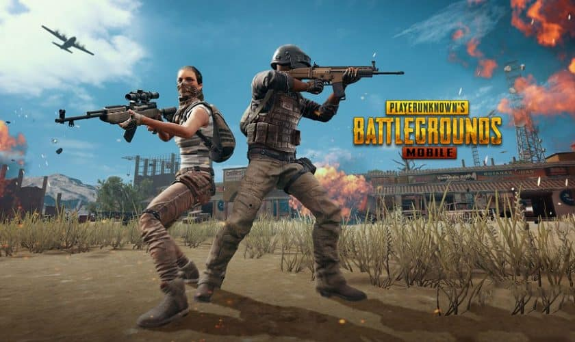 PUBG mobile on PC