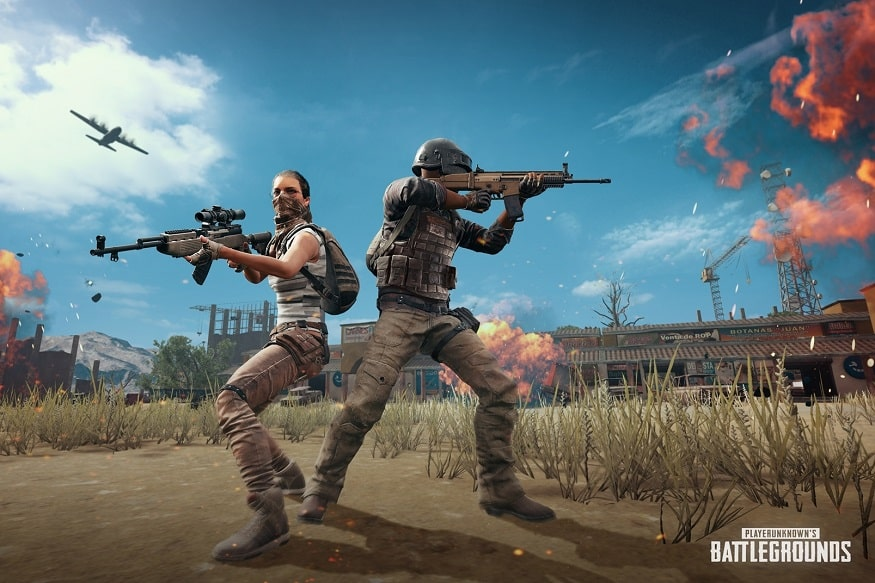 Pubg Mobile Helmet Wallpaper Pubg Pubgwallpapers: Top 5 Battle Royale Games For PC Gamers (Free And Paid