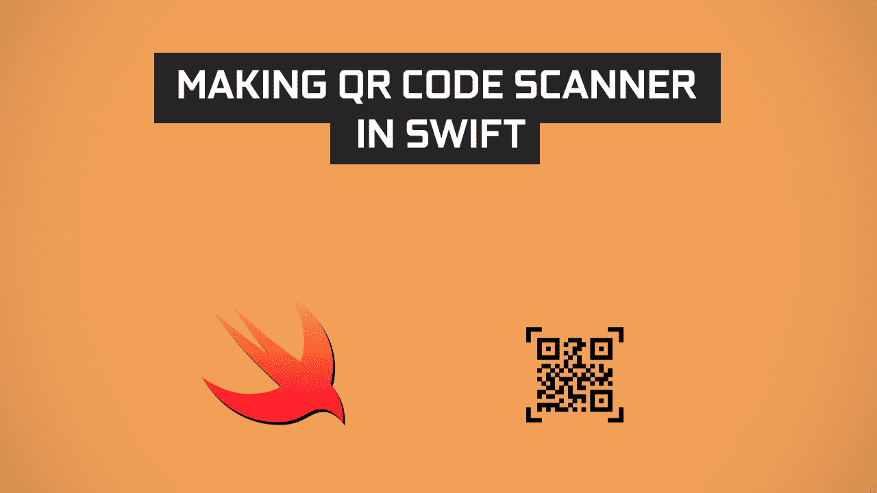 QR code scanner in swift